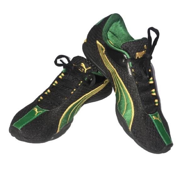 Puma Jamaica Jamaican Flag H Street Sneakers 6
